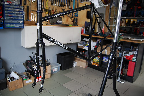 Surly LHT Custom One More Bike Edition