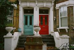 front doors | london