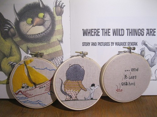 wild things set