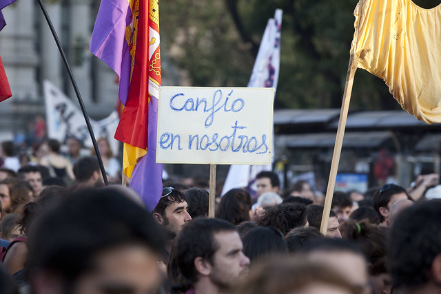 Manifestación 15-O Madrid 28