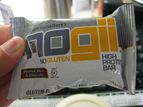 nogii high protein bar