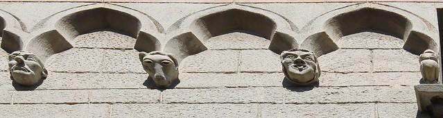 Têtes sculptées, L'Art Gourmand