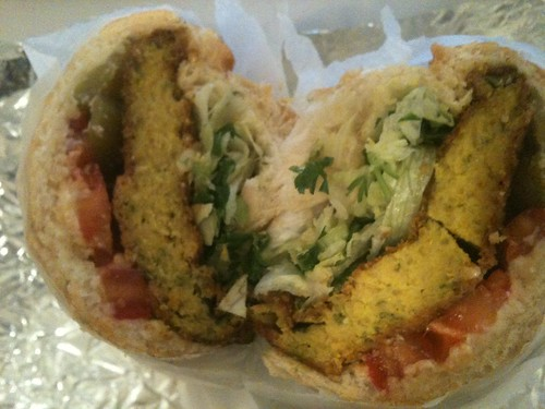 Chicken Kotlet Sandwich