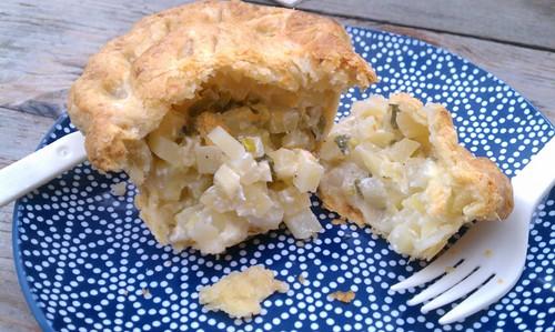 Potato Cheddar Pie