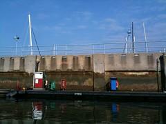 Petrol Pump, Raffles Marina