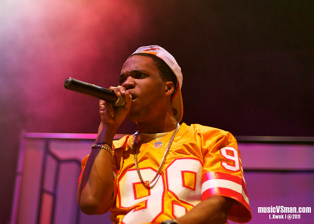 Curren$y @ The Pageant