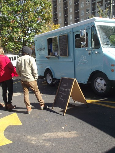 honeysuckle food truck