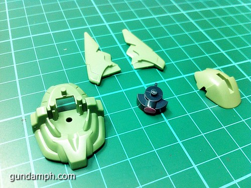 SD Kshatriya Review NZ-666 Unicorn Gundam (11)