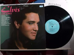 elvis presley, love songs again