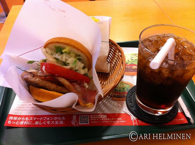 Mos Burger B.L.T