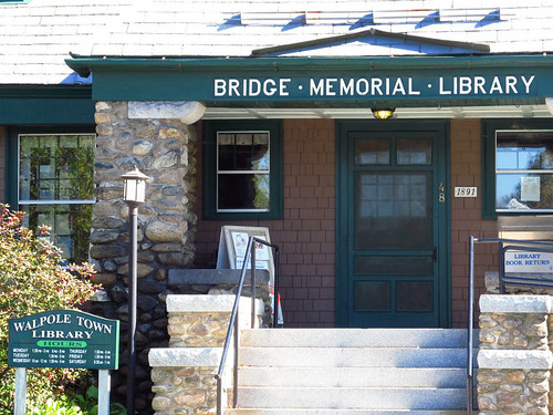 Bridge Memorial Library by Sage Radachowsky