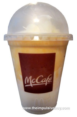 McDonald's Sweet Autumn Shake