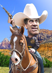 Rick Perry - Cartoon