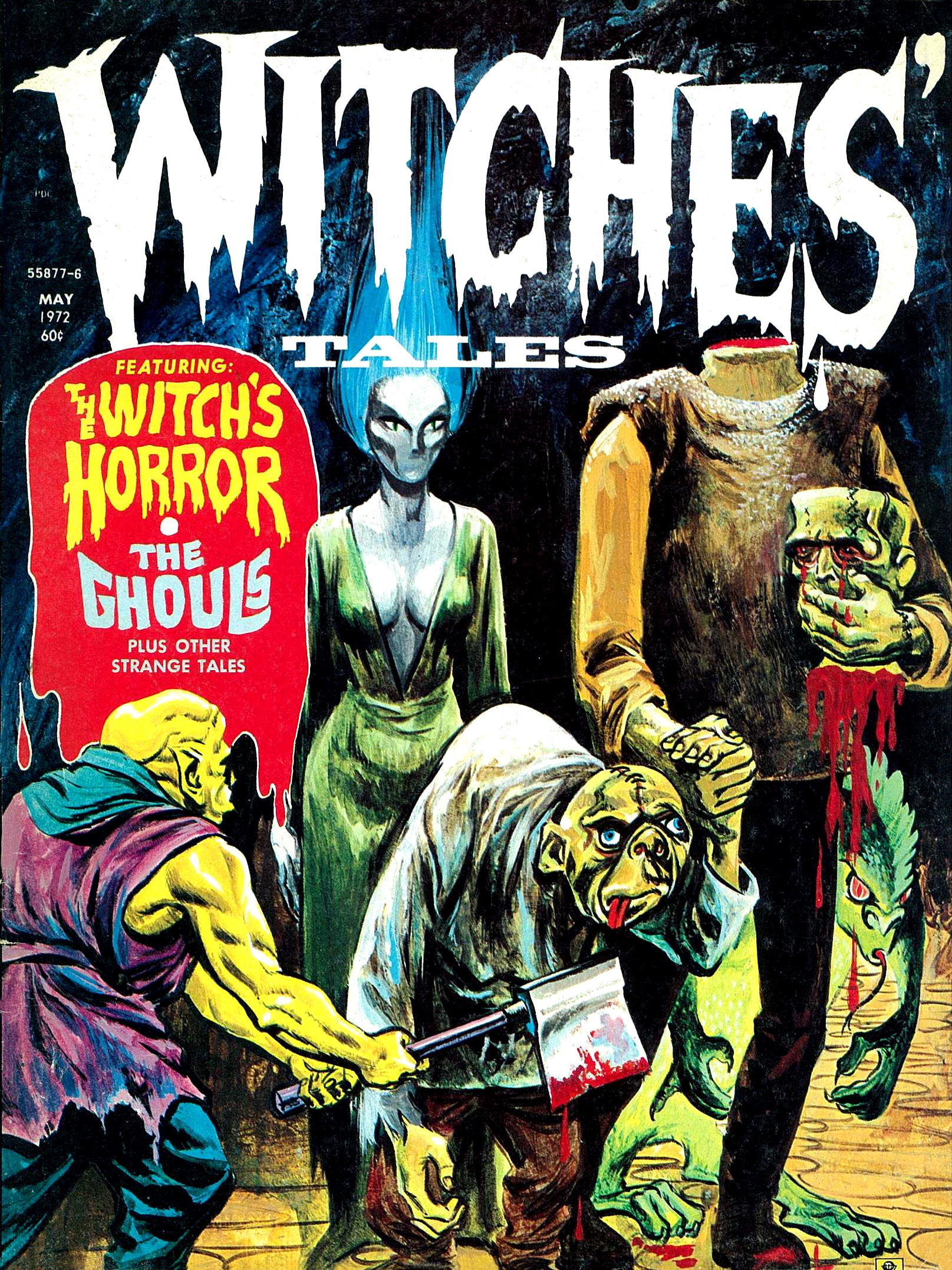 Witches Tale Cover