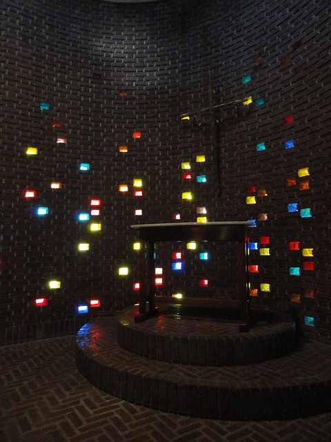 Myrtle Williamson Prayer Chapel, Stillman College, Tuscaloosa AL