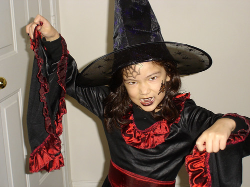 children's witch costume