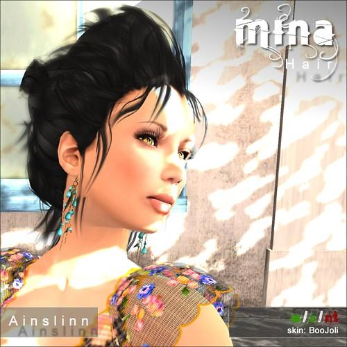 MINA Hair - Ainslinn  @ The Deck