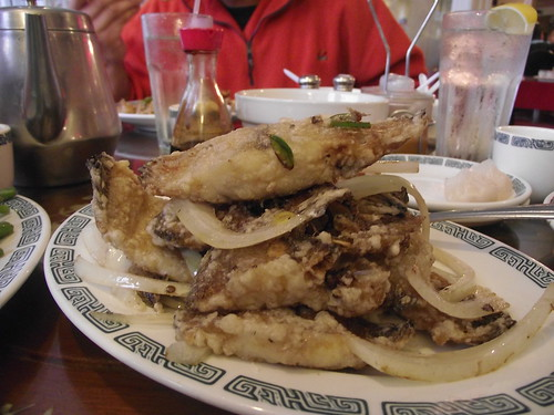 salt and pepper fish @ new paradise (buford highway)