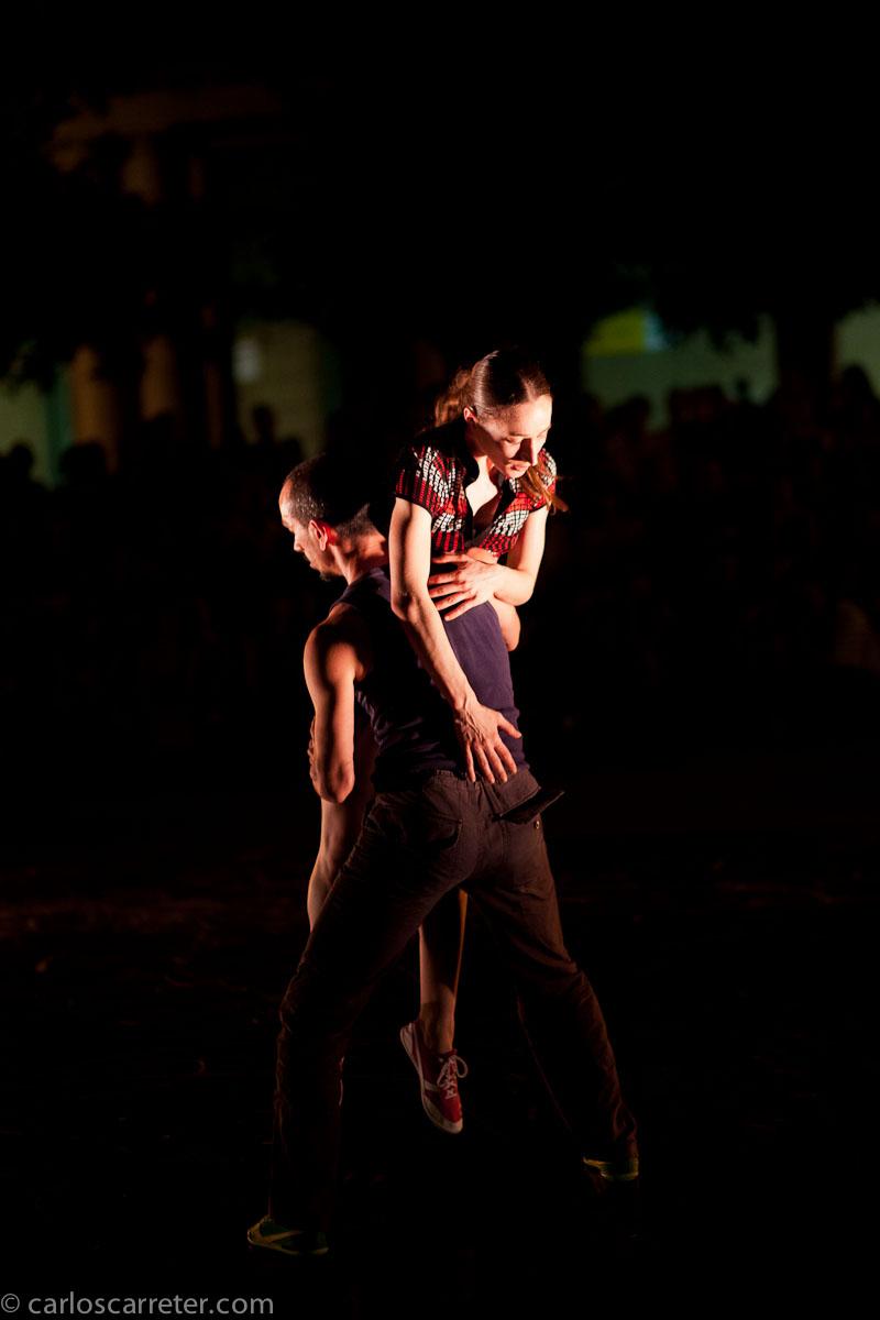 Thomas Noon Dance (Pza. del Pilar)