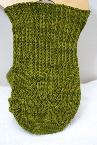 Gush Socks (Heel)