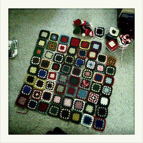 Granny's squares