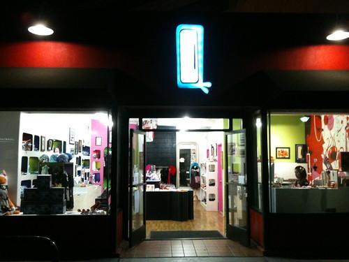 Q Pop Shop