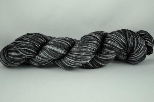 Merino Silk 4-Ply Sock Angst For The Memories