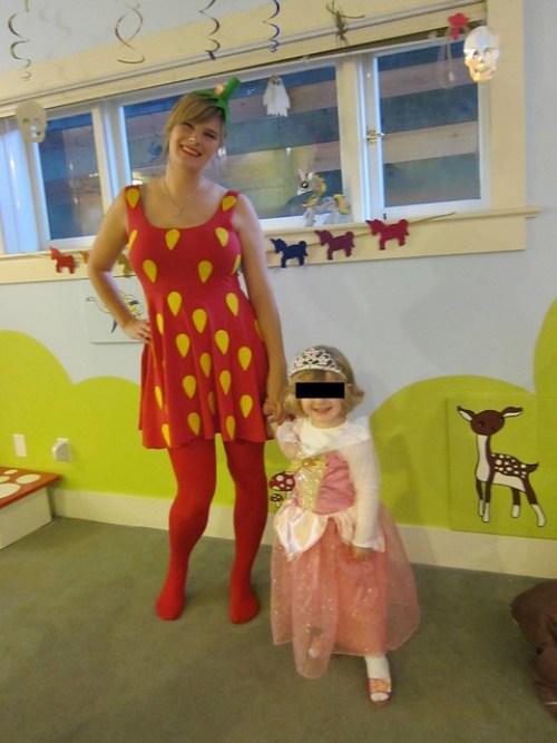 Strawberry Me and Secret Princess