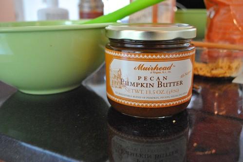 Pumpkin Pecan Butter