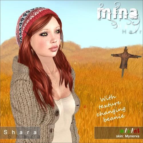 MINA Hair - Shara  @ The Deck
