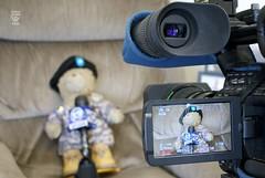 Day 139 - General Sarge TV Debut