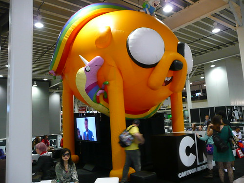 Cartoon Network lounge