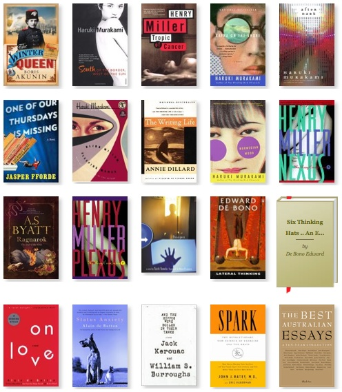 goodreads challenge 1