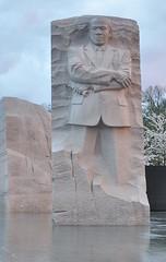Dr. M.L. King Memorial at DC Tidal Basin