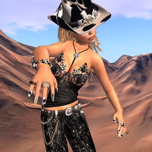 Western set from WTG by Tosy Xue
