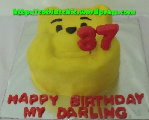 Cake Winnie the Pooh
