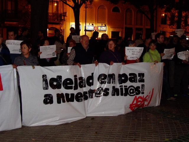 konzentrazioa PSOEn 1-8-2011