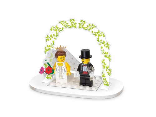 853340 Minifigure Wedding Favor Set