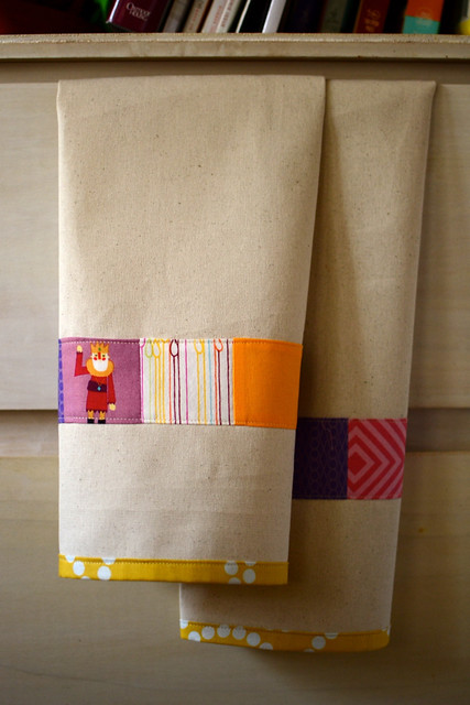 tea towels for two