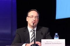Helmut Gassel, Infineon