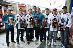 Rochester Knighthawks - Gift-A-Bear 01