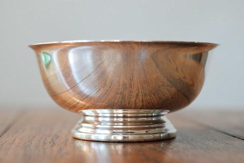 vintage Gorham silver plated bowl