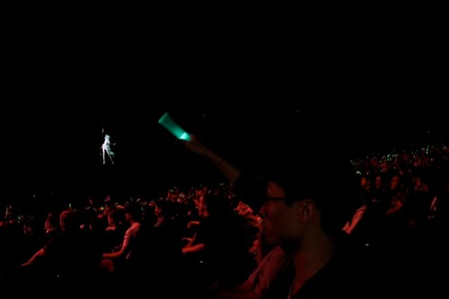 Miku Concert - Anime Expo