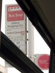 Salford Shopping City Quays Link