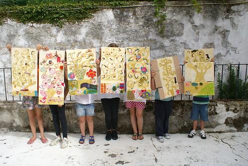 O Friso Stocklet de Gustav Klimt!! / The Stocklet broder by Gustav Klimt