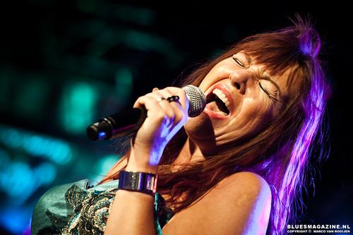 Mariella Tirotto & The Blues Foundation