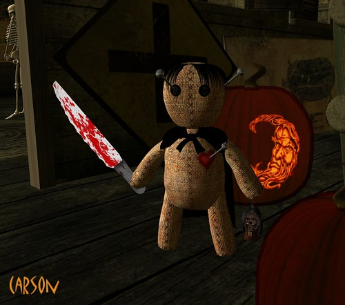 Altya's Dream Creations - VooDoo Doll Avatar