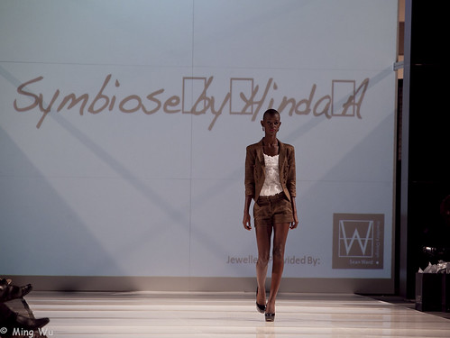 Ottawa Fashion Week 2011 - Symbiose by Hinda A