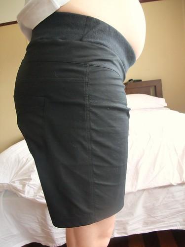 Maternity Shorts 2