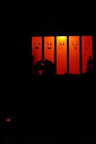 house of pumpkin